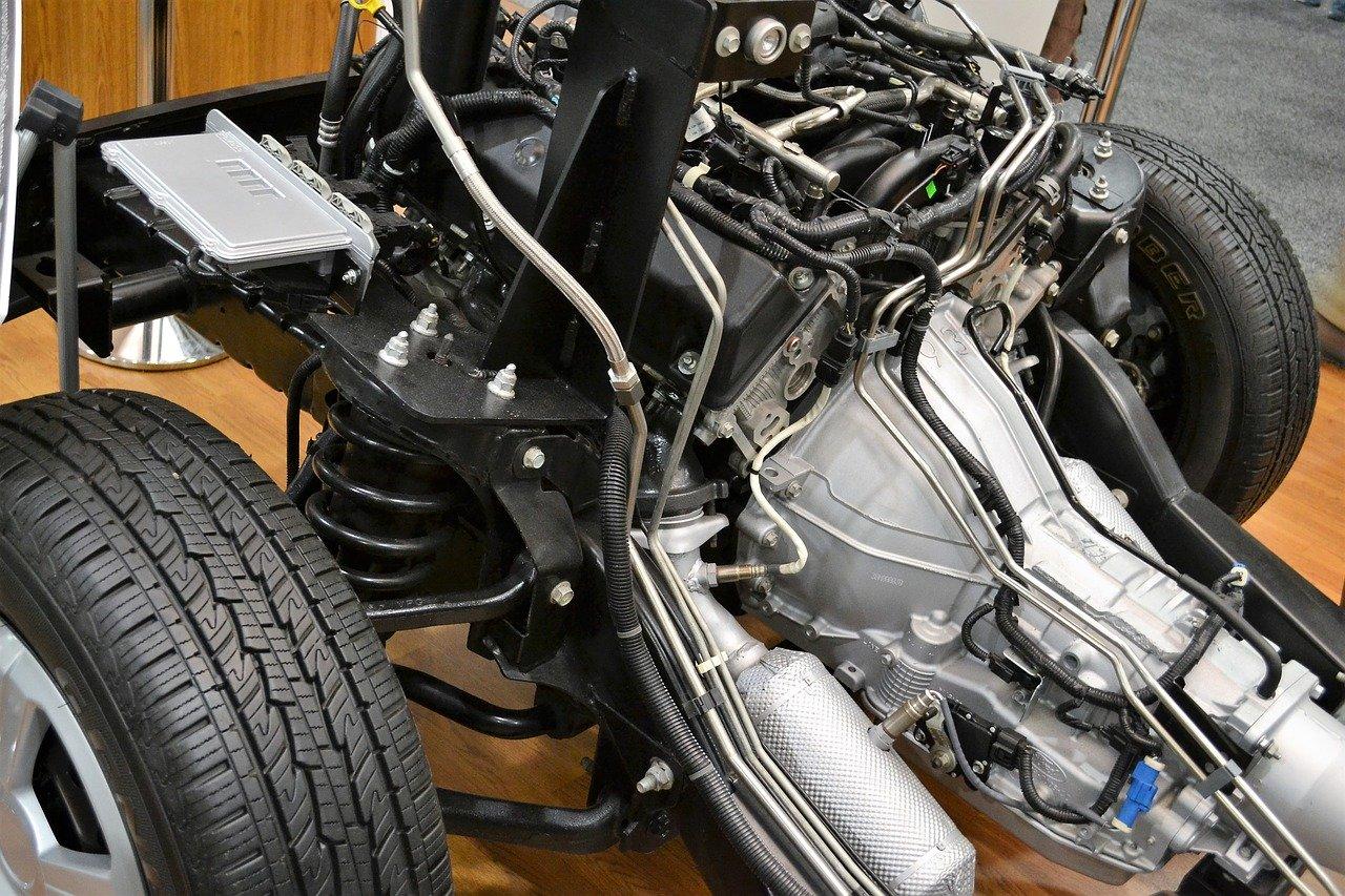 Szeroki wybór części i akcesoriów samochodowych